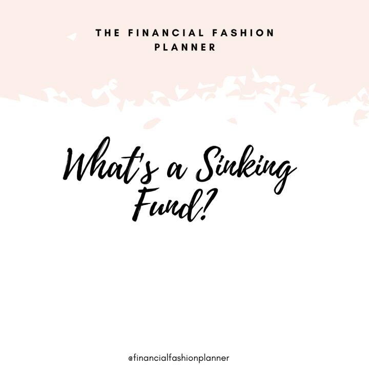 What's a SinkingFund?