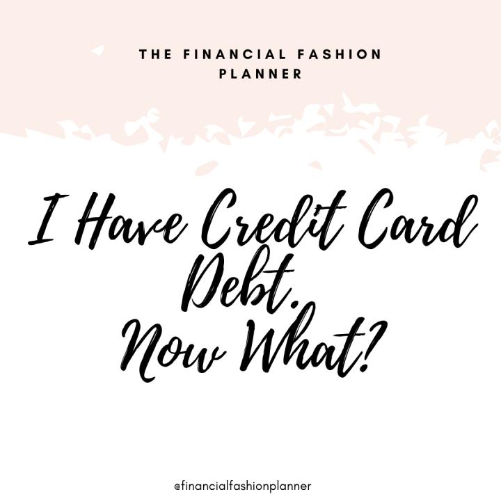 Managing Credit CardDebt