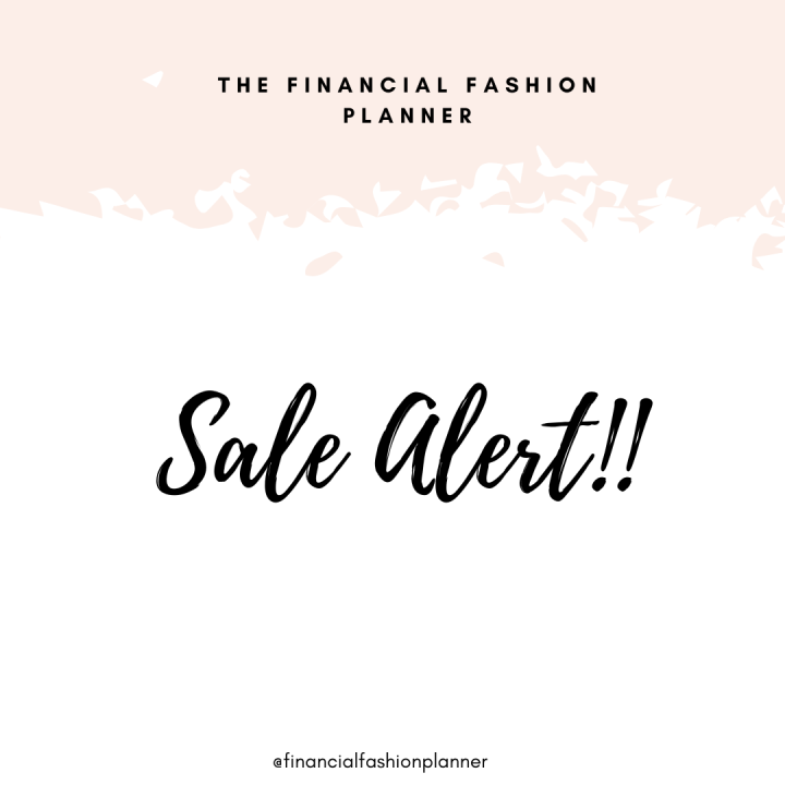 Sale Alert!