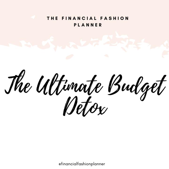 The Ultimate BudgetDetox